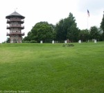 Pagoda in Patterson Park