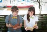 Females in bow ties