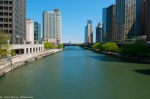 Chicago River at the Magnificent Mile