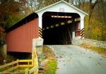 Historic Covered Bridge 2